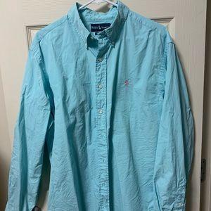 Polo Ralph Lauren Button Down Shirt Size XL
